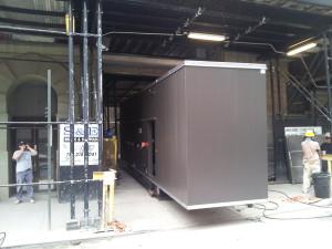 Moving Generator